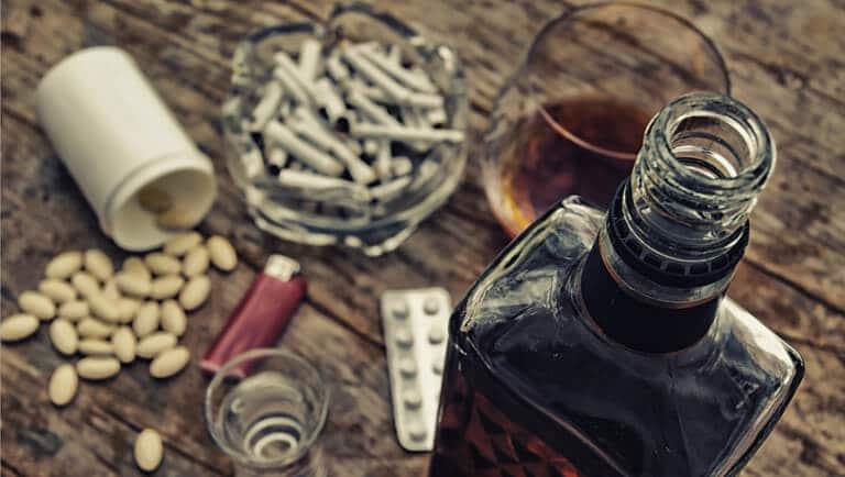 Rauchen vor narkose