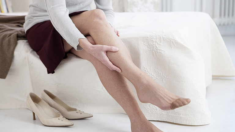 Diät für Krampfadern an den Beinen